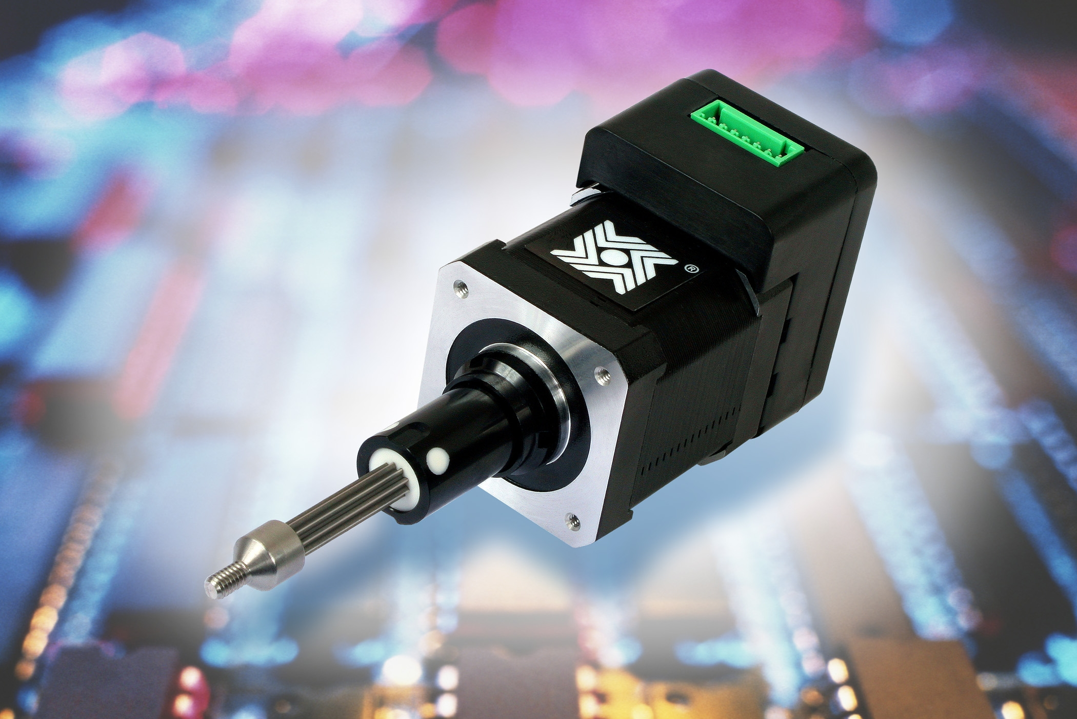 The Motodrive A New Integrated Stepper Motor Linear