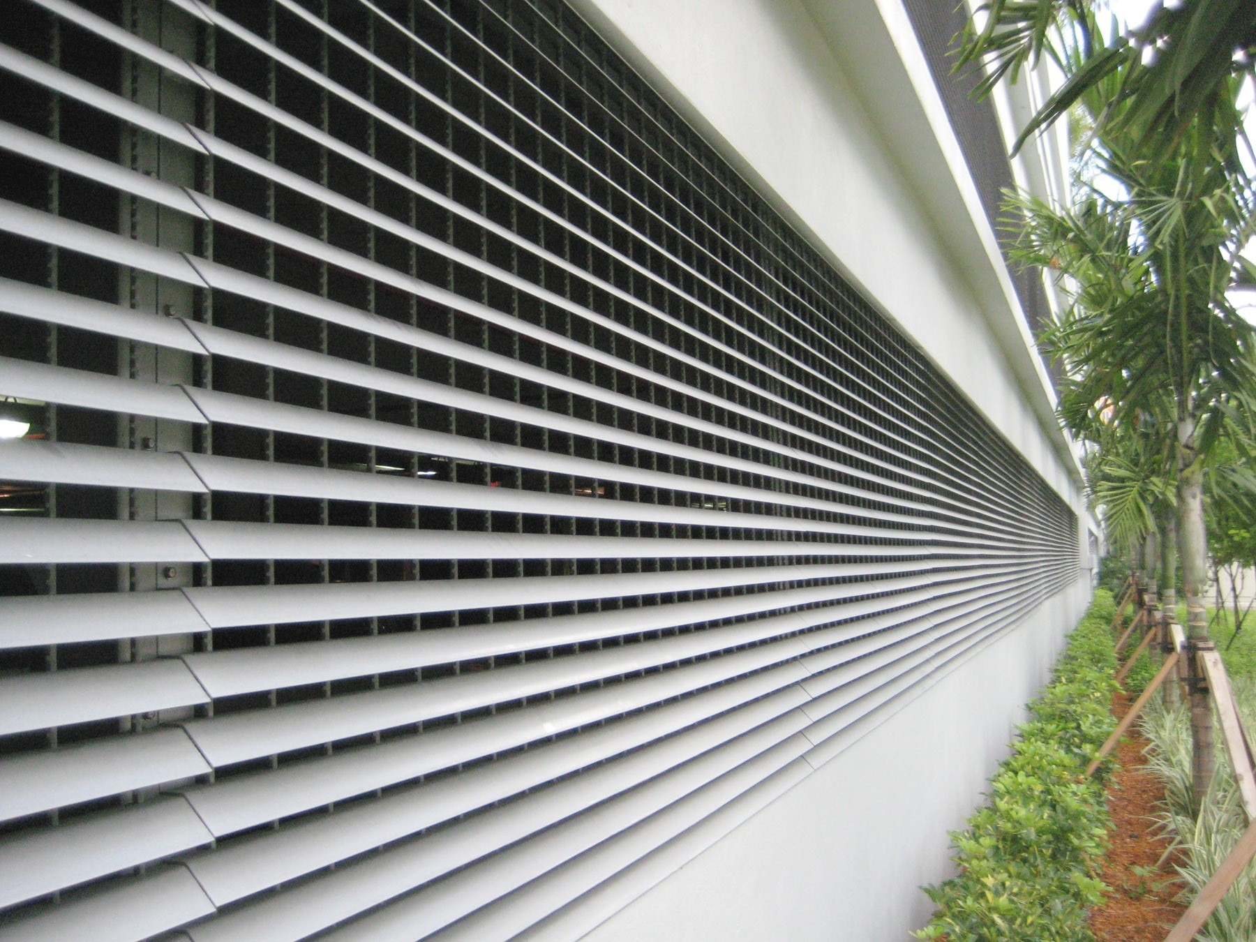 #6F7546 Ohio Gratings Inc. Provides Aluminum Louvres For Artech  Brand New 6391 Security Louvers images with 1800x1350 px on helpvideos.info - Air Conditioners, Air Coolers and more