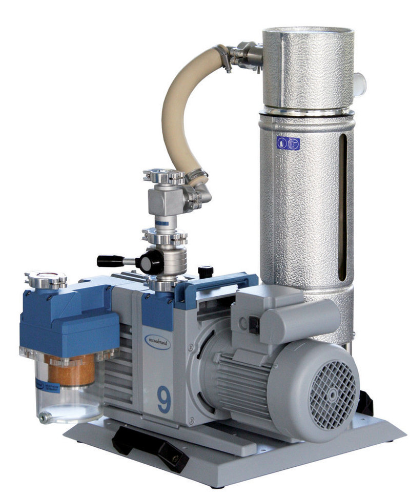 Thank Guericke for Vacuum Pumps